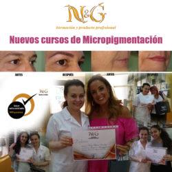 Cursos micropigmentación N&G