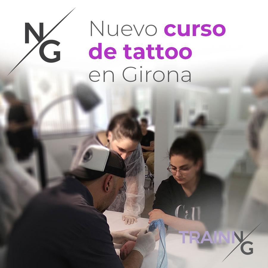 CURSO DE TATTOO