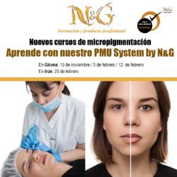 Nuevos cursos de micropigmentación N&G