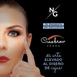N/G presenta Ciaobrow Henna