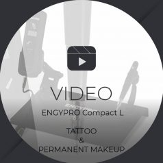 Tecnología Engypro para tatuaje y micropigmentación